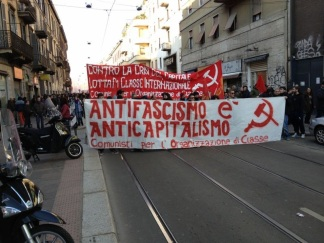 antifascismo è anticapitalismo