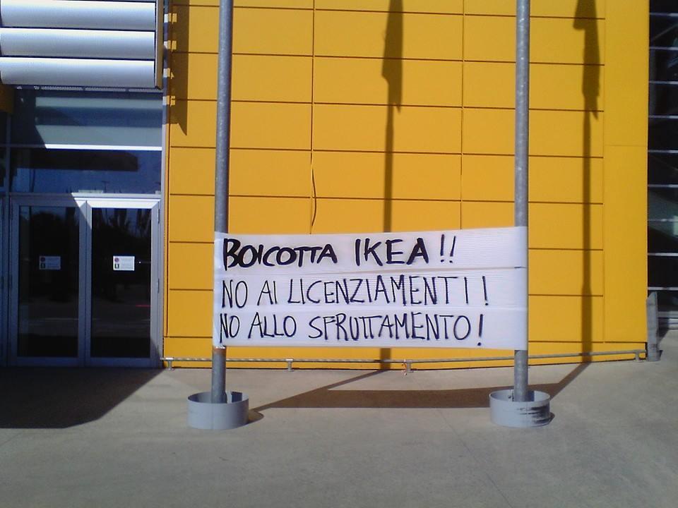 Milano Boicotta Ikea Sabato 706 Alle 16 Presidio Di Fronte