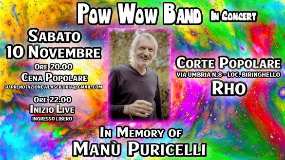 2018-11 Pow Wow Band