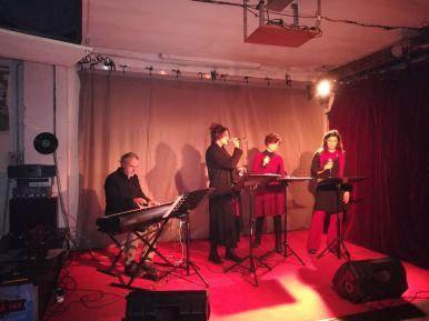 20/01-2019 - L'altra metà del Cielo con Matilde Facheris, Virginia Zini, Sandra Zoccolan e Mel Morcone